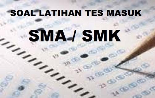 Download Pdf Soal Latihan Tes Masuk Sma Smk Dan Tes Penjurusan Atau Peminatan Ujian Nasional Sd 2019 Uan Snmptn Cpns