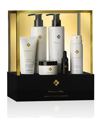 a2d785a4c1 Holiday Gift List 2016: Paul Mitchell Marula Oil Limited Edition ...