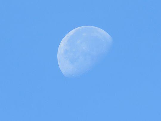 Księżyc nad Ruszczyną.