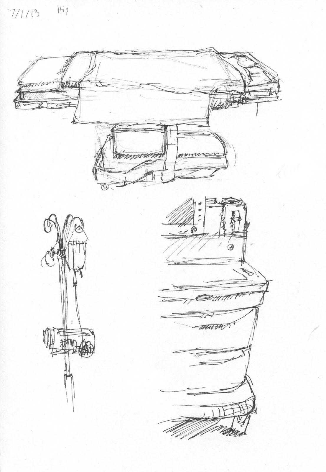 Artist Of Health Sketching In The Operating Room Take