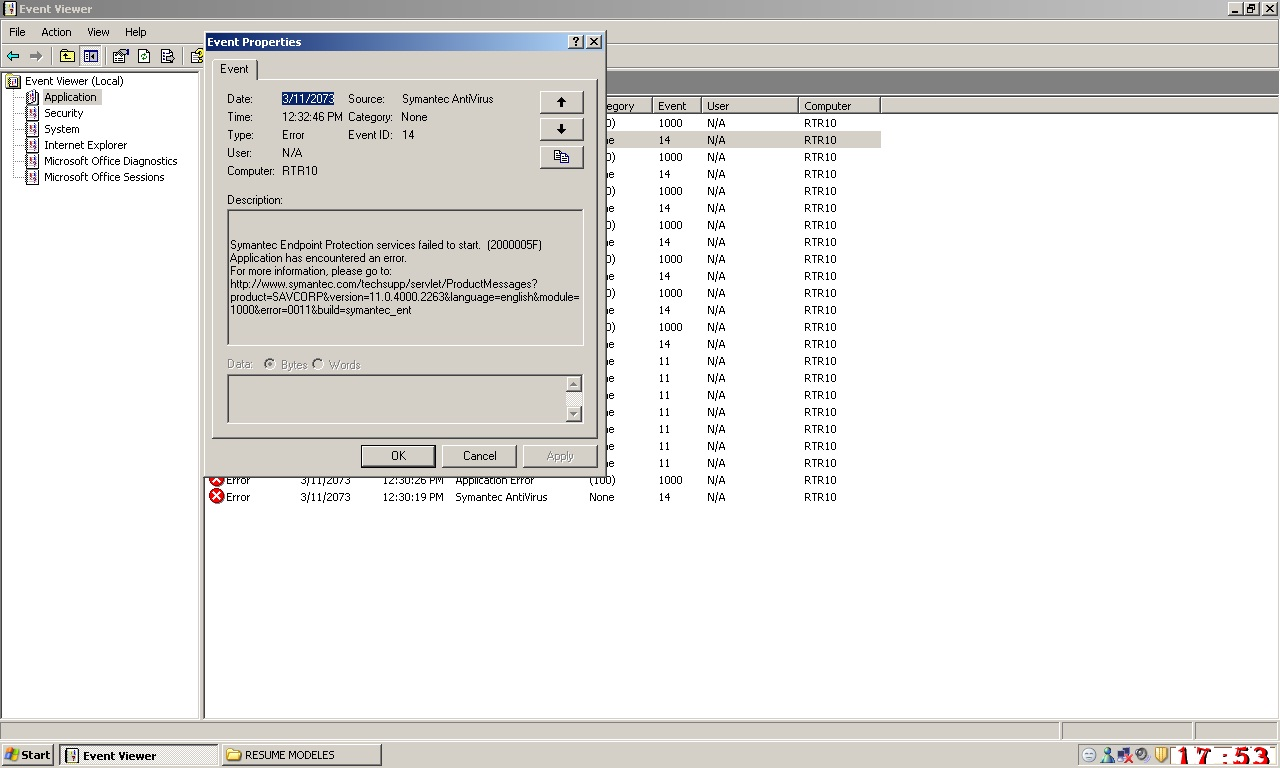Troubleshooting Windows Errors And Solutions: 2012