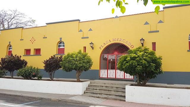 IUC considera prioritaria la dinamización comercial del Mercado Municipal en Los Llanos de Aridane