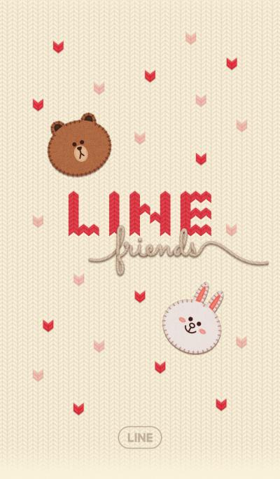 LINE Knitting