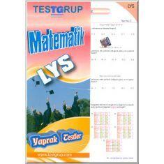 Test Grup LYS Matematik Yaprak Test