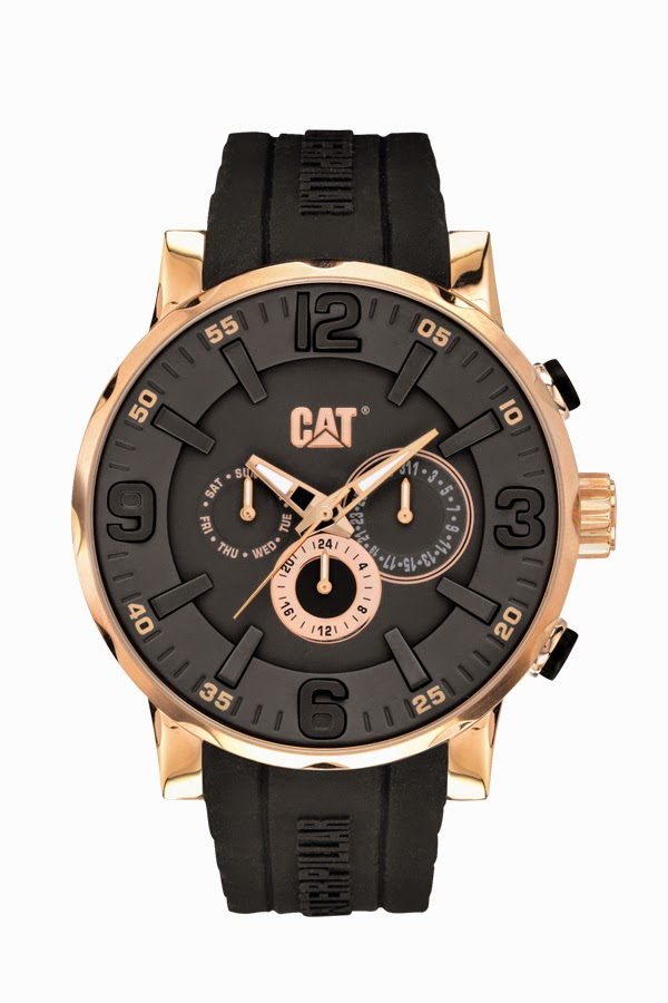 5bc4549b4 Cat Bold Multi Gent NJ.199.21.139. Rp 1.777.000. Male 46mm Rubber