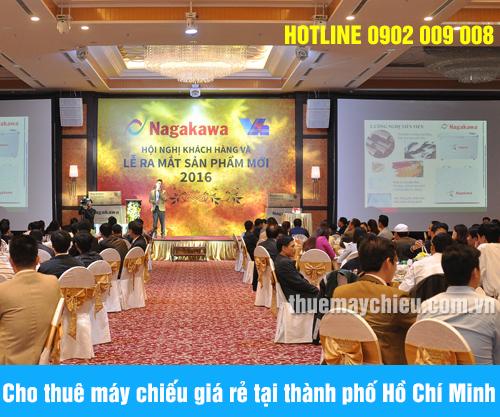 Cho thuê máy chiếu giá rẻ tại thành phố Hồ Chí Minh