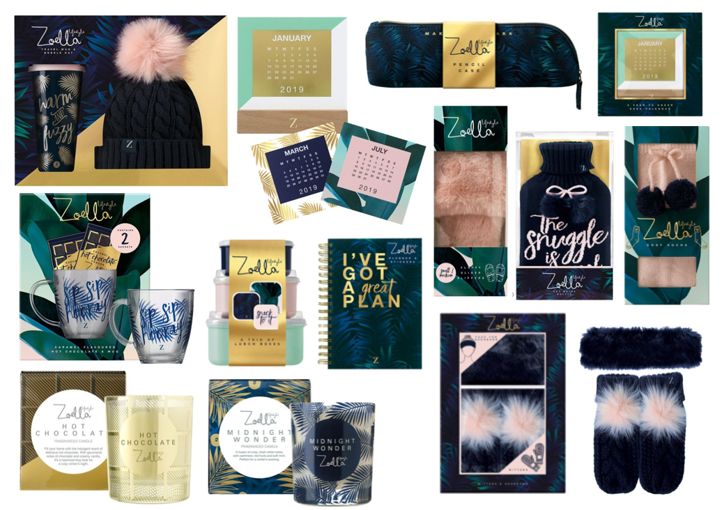 Zoella Lifestyle Christmas Collection 2018