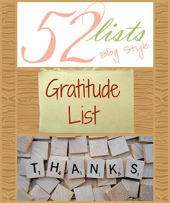 52 Lists #45 - Gratitude List on Homeschool Coffee Break @ kympossibleblog.blogspot.com