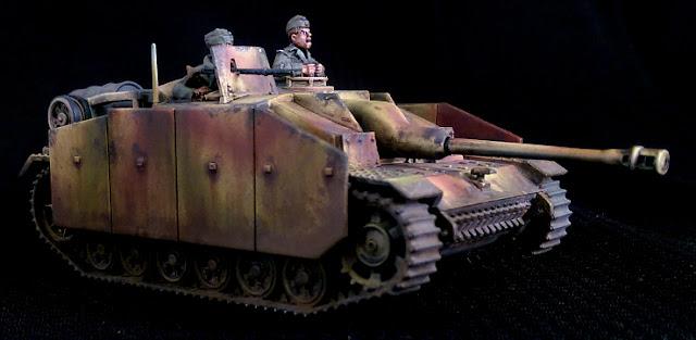 1/56 Rubicon Stug III 3 28mm Panzer Lehr