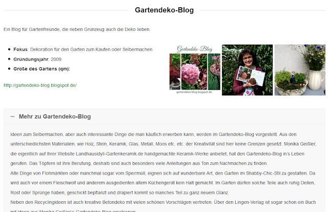 Unter den schönsten Gartenblogs Deutschlands Plantura-Magazin