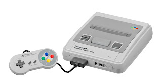 Nintendo Super Famicom - 1990