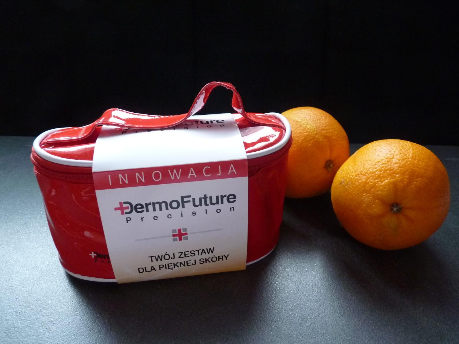 DermoFuture Precision Regenerująca kuracja z zawartością witaminy C