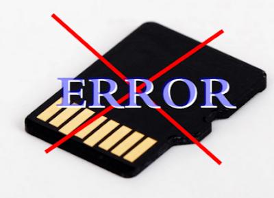 Memperbaiki Micro SD Card Tidak Terbaca di Android Atau Error ,Rusak