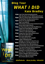 What I Did Blog Tour