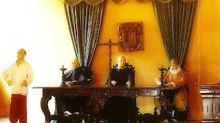 Museo de la Inquisición, em Lima: Sala de Audiências