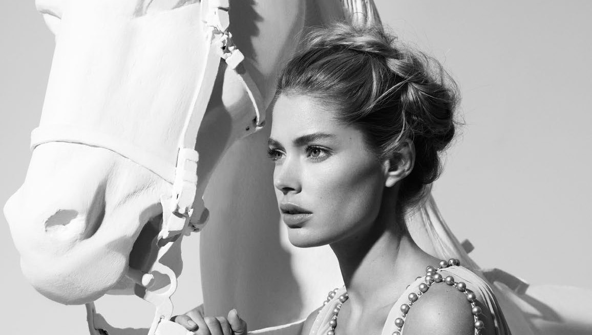 doutzen by cuneyt akeroglu for vogue turkey march 2014
