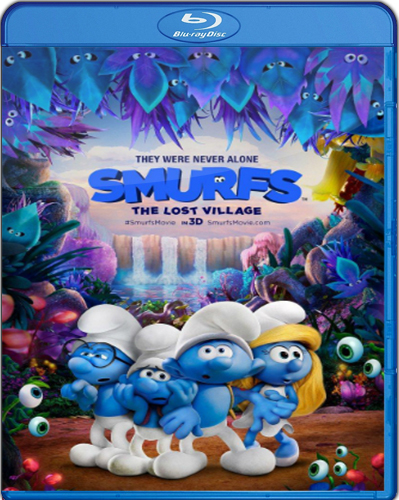 Smurfs: The Lost Village [2017] [BD25] [Latino]