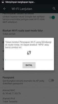 Cara Connect Wifi yang di lock Tanpa Password-anditii.web.id