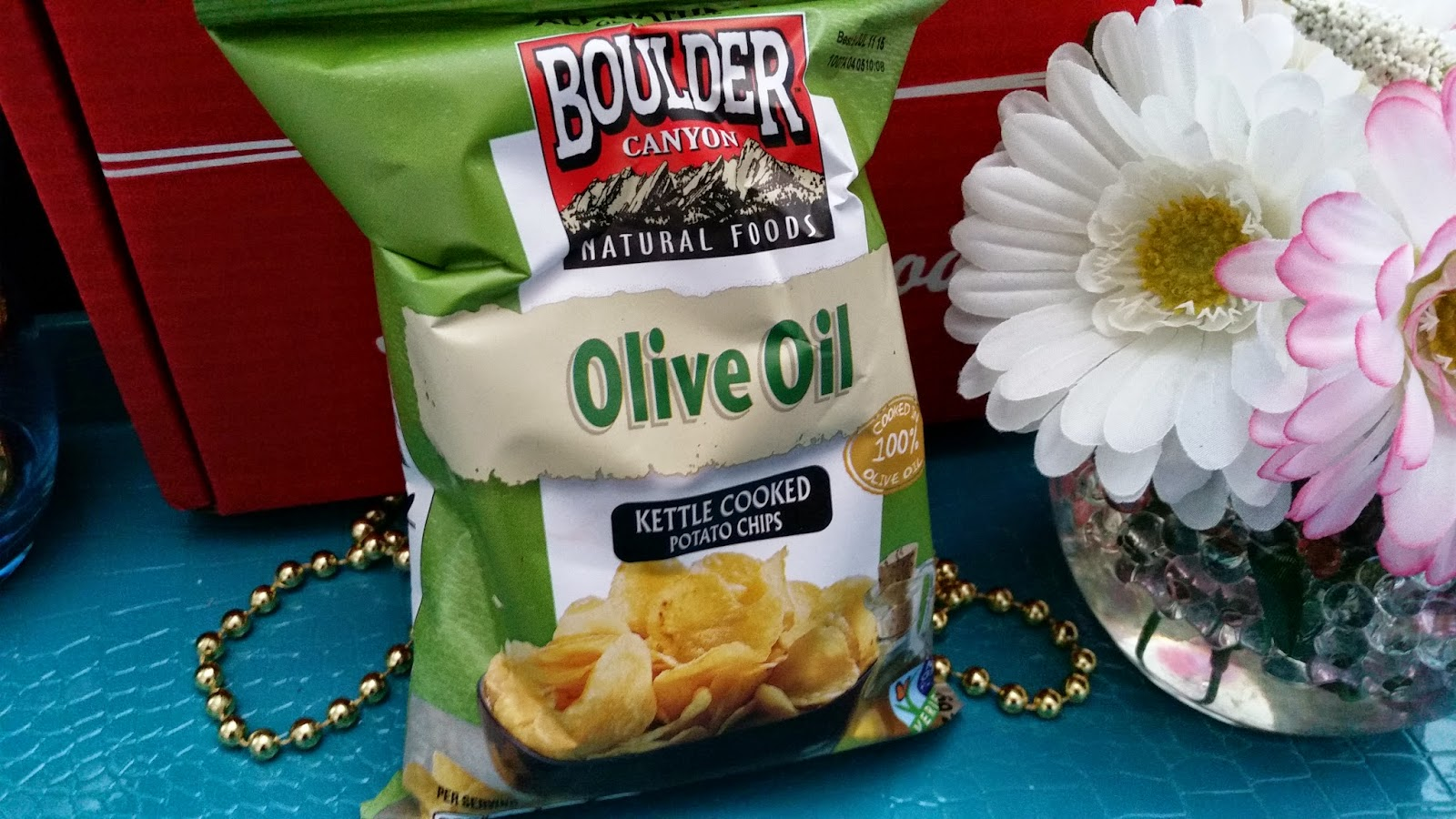 Boulder Canyon Olive Oil Potato Chips