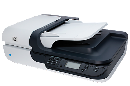 Download HP Scanjet N6350 Drivers