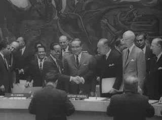 Isi Persetujuan (Perjanjian) New York 15 Agustus 1962