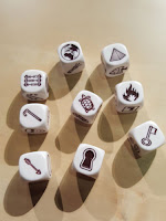 Story Cubes - género libre