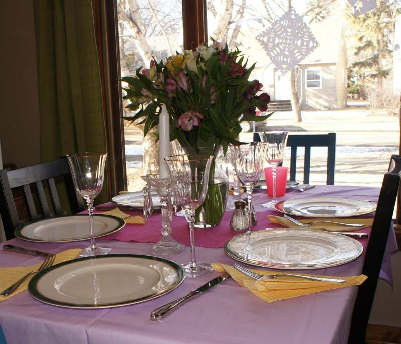 Prairie Home Therapy Spring Cleaning Report The Dining Room Office