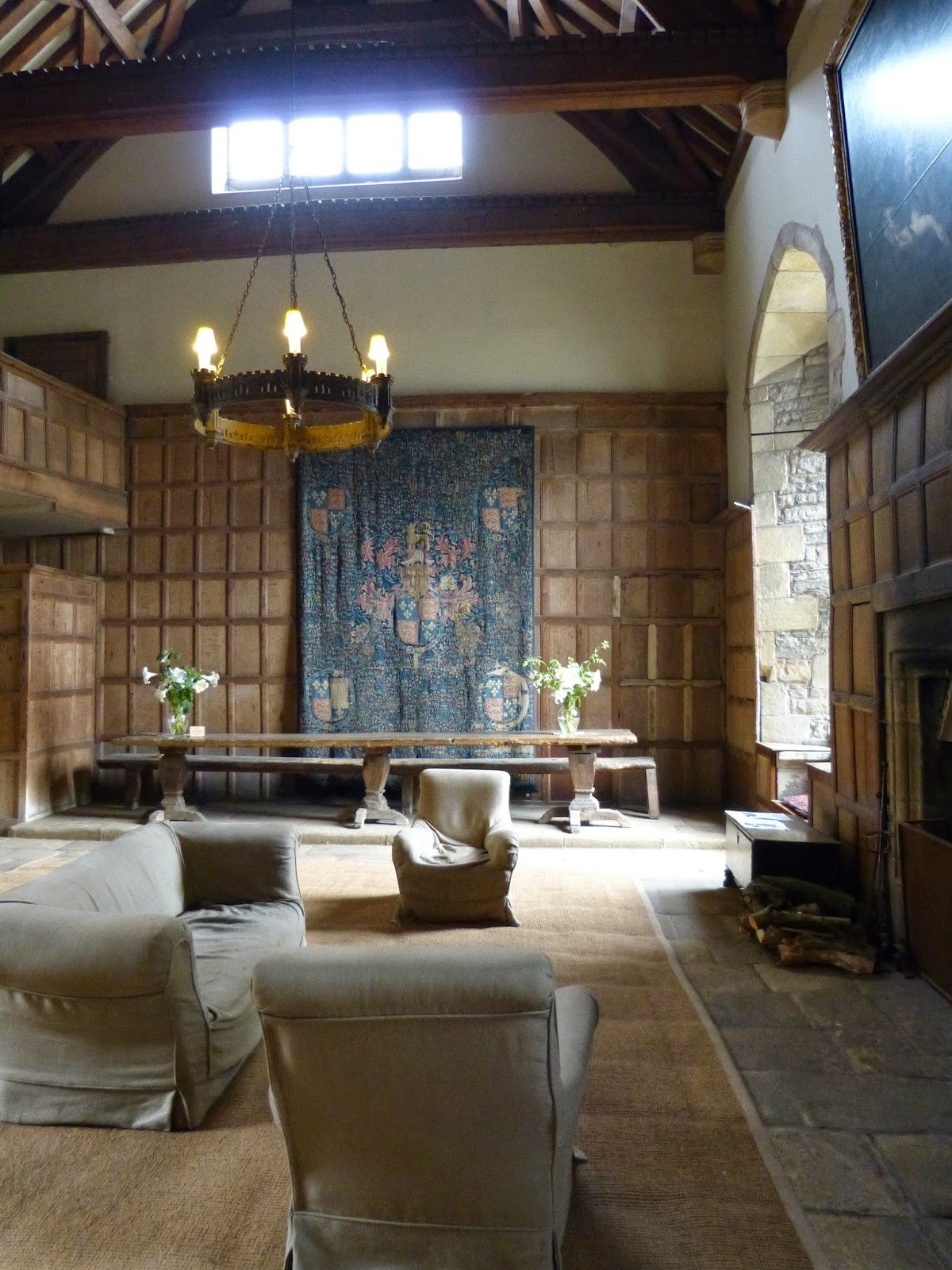 The Banqueting Hall, Haddon Hall