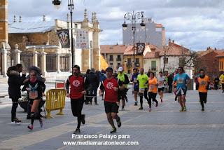 Media Maraton Leon 2019