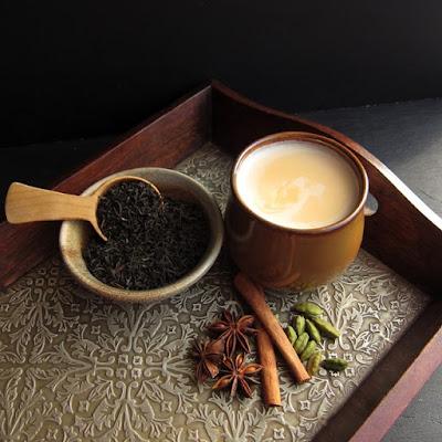 hình ảnh trà sữa Masala Chai