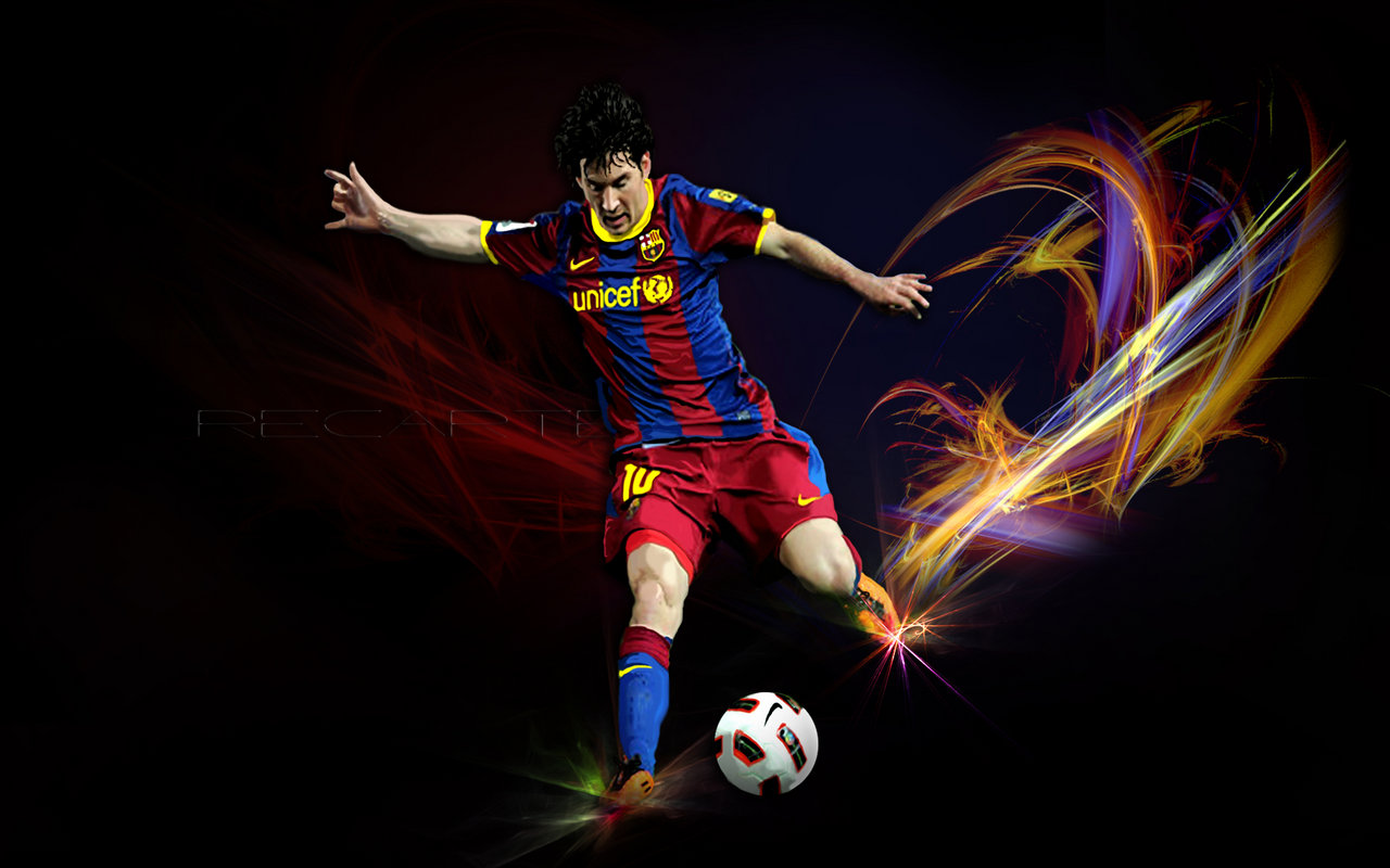Best Sport Wallpapers: Lionel Messi Wallpapers