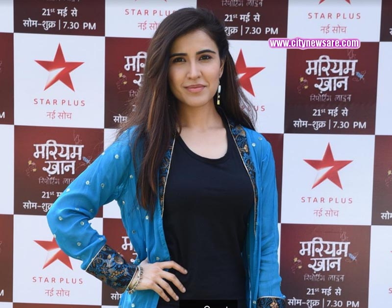 Sheena Bajaj as Meher Khan in Mariam Khan Reporting Live