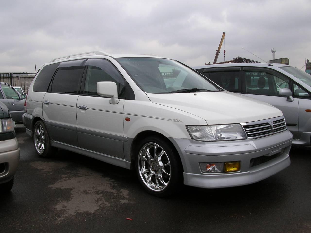 automotive database mitsubishi chariot rh autocarbase com Mitsubishi Chariot Grandis Modifide 1998 Mitsubishi Chariot Grandis