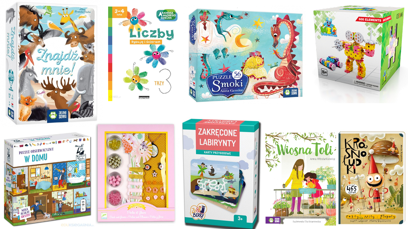 3414ce79 Super dzieciaczki: Prezenty na Wielkanoc dla dzieci