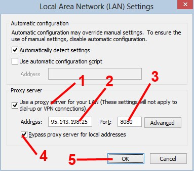 How to Bypass A Proxy Server List 12 January 2016 | Free School