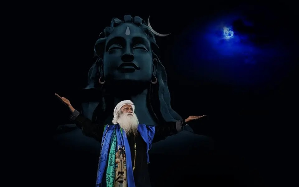 Maha Shivratri Celebration By Isha Foundation