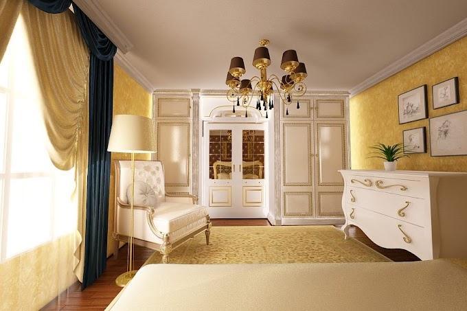 Amenajari interioare Bucuresti | Design interior dormitor clasic casa Bucuresti