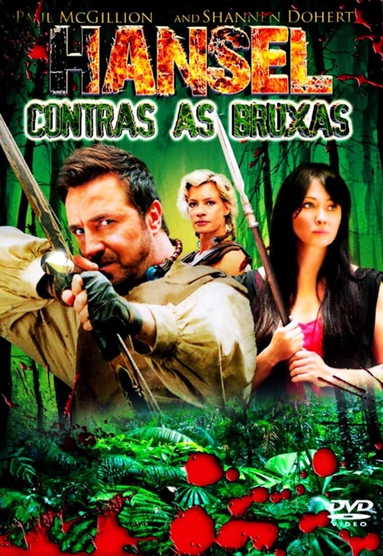 Hansel contra as Bruxas Dublado RMVB + AVI DVDRip Torrent