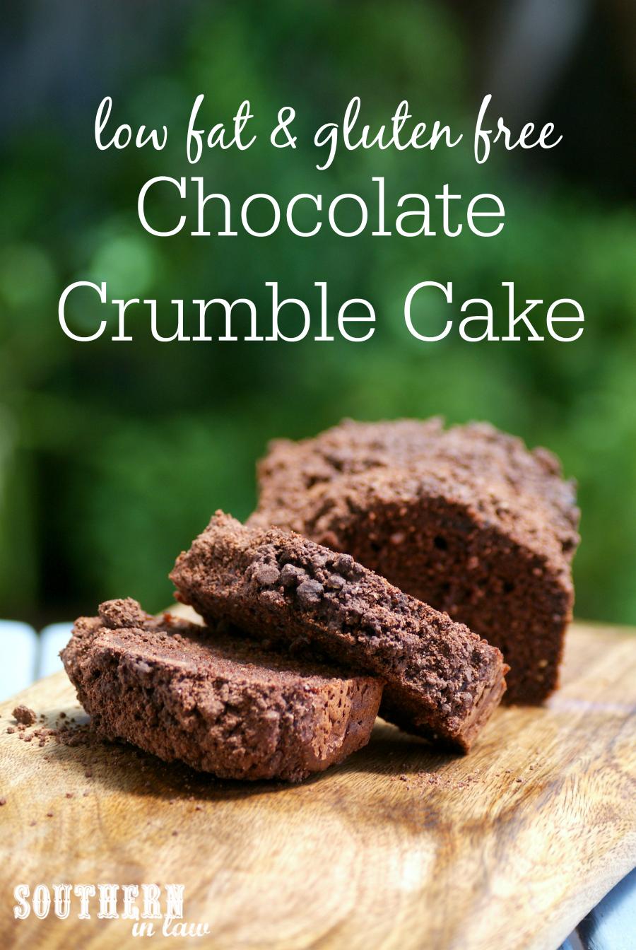 Healthy low sugar chocolate cake recipe