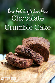 Healthy Chocolate Crumble Cake Recipe Gluten Free