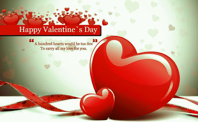 Valentines Day Greetings 2017