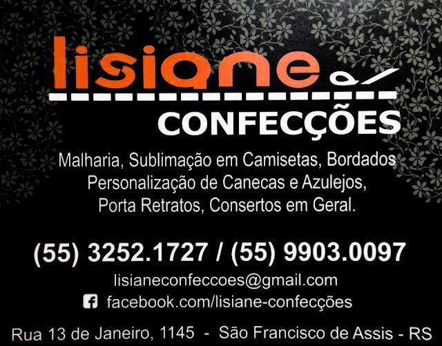 LISIANE TECIDOS E CONFECÇÕES