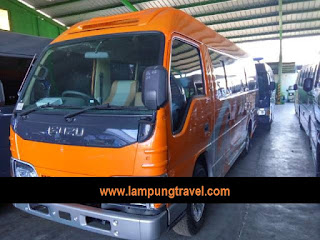 Travel Lampung Jakarta Murah Berkualitas