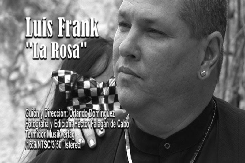 Luis Frank Arias Mosquera (Macry) - ¨La Rosa¨ - Videoclip - Dirección: Orlando Domínguez. Portal Del Vídeo Clip Cubano
