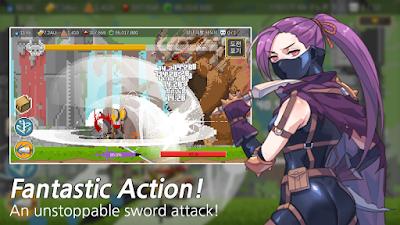 Ego Sword: Idle Sword Clicker (MOD, Unlimited Ruby) APK Download