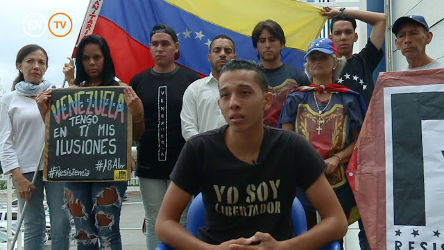 La Resistencia conformó movimiento para promover un cambio en el país