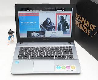 Jual Laptop Asus X441NA-BX002