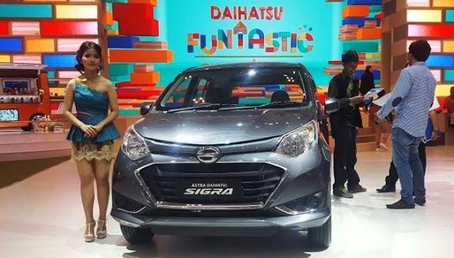 Resmi di Launching, Ini Harga Daihatsu Sigra di Batam
