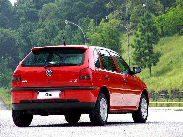 Volkswagen Gol - carro semi-novo mais vendido do Brasil