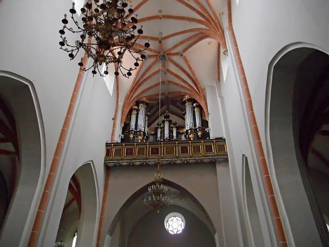 Chojnów, kościół, Legnica, dolnośląskie